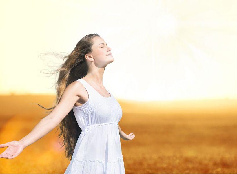 Il sole allunga la vita