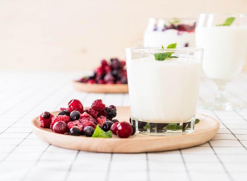 Caratteristiche nutrizionali dello yogurt