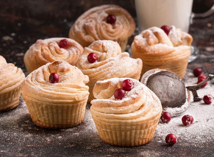 Kefir Bran Muffins