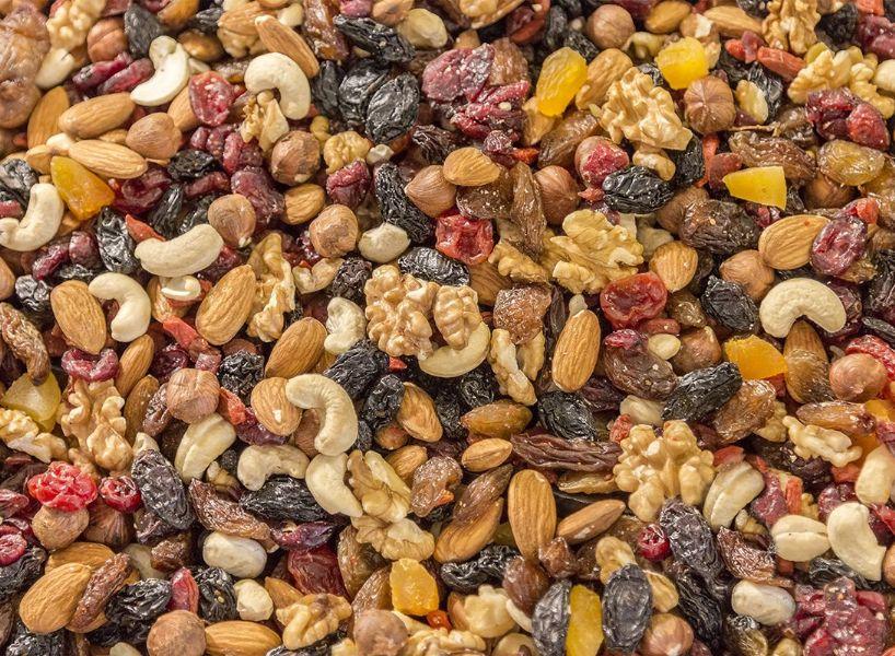 Noci e Frutta Secca: Elisir di lunga vita