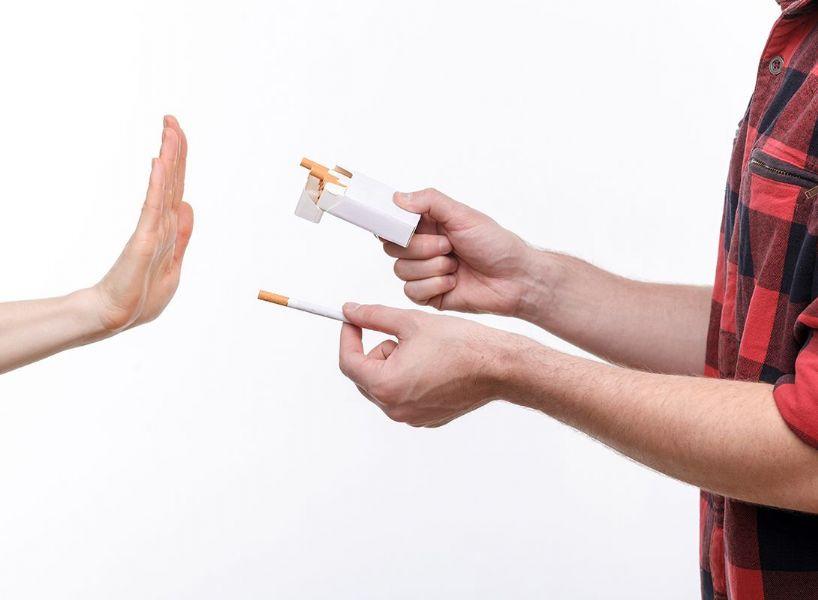 Stili di vita salutari: smettere di fumare