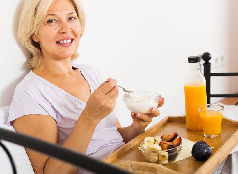 Il latte fermentato nell'alimentazione dell'anziano