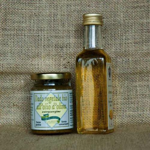 Dado vegetale all'olio d'oliva
