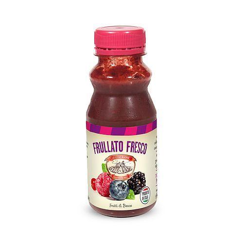 Frullato Fresco ai Frutti di Bosco - 9 pz