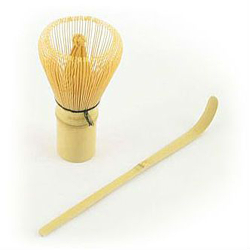 Frustino di bambù e spatola