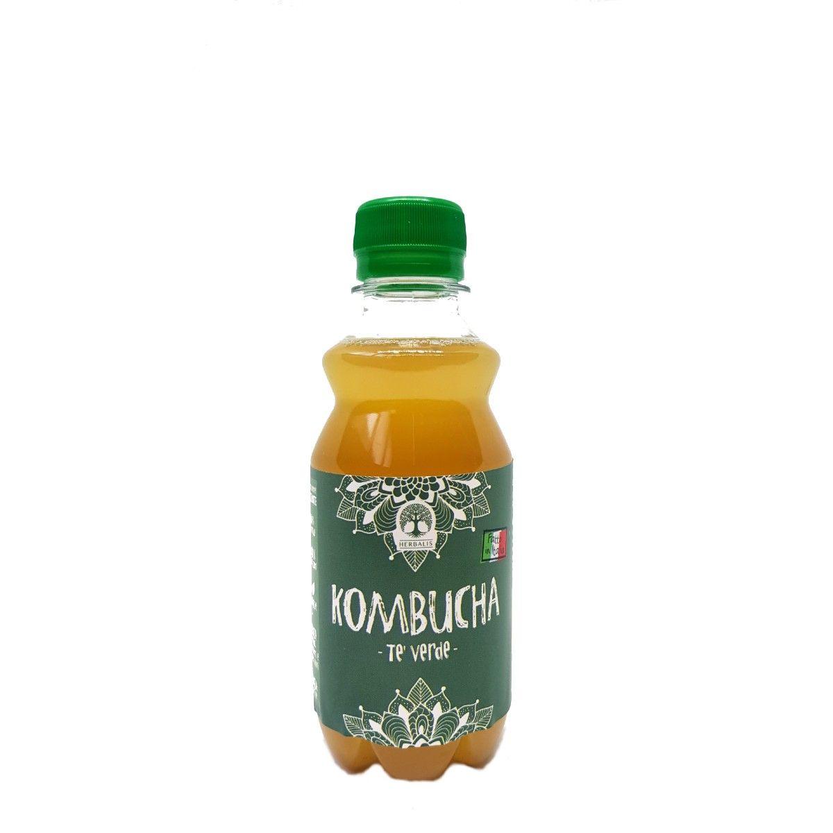 Kombucha Tè Verde da 250ml