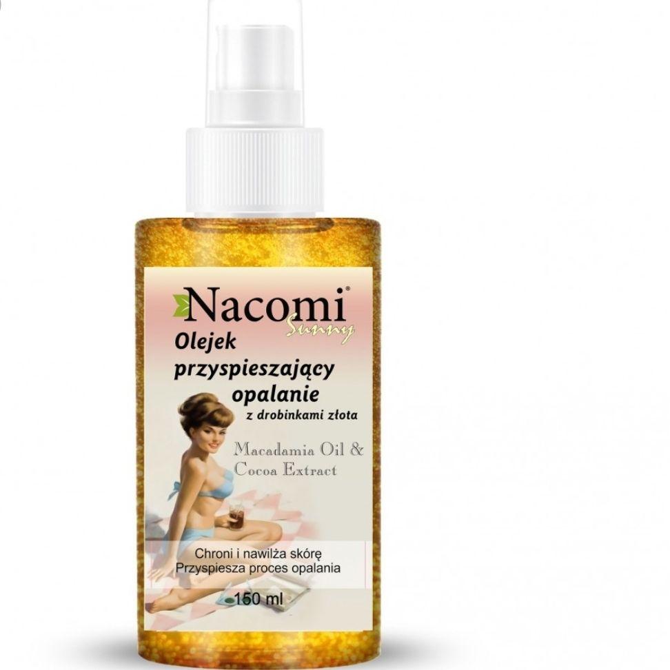 Nacomi - Olio corpo illuminante