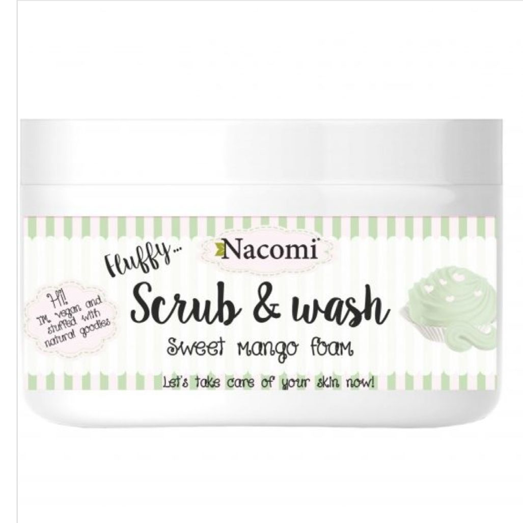 Nacomi - Scrub detergente mango