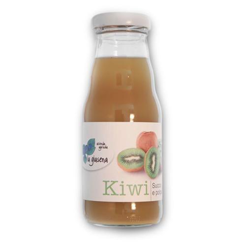Succo alla polpa di kiwi