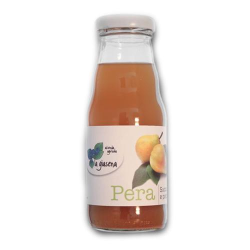 Succo alla polpa di pera
