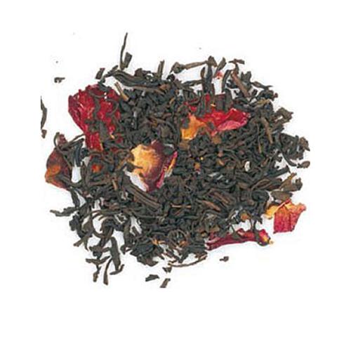 Tè Nero Hua Cha Congou alle Rose