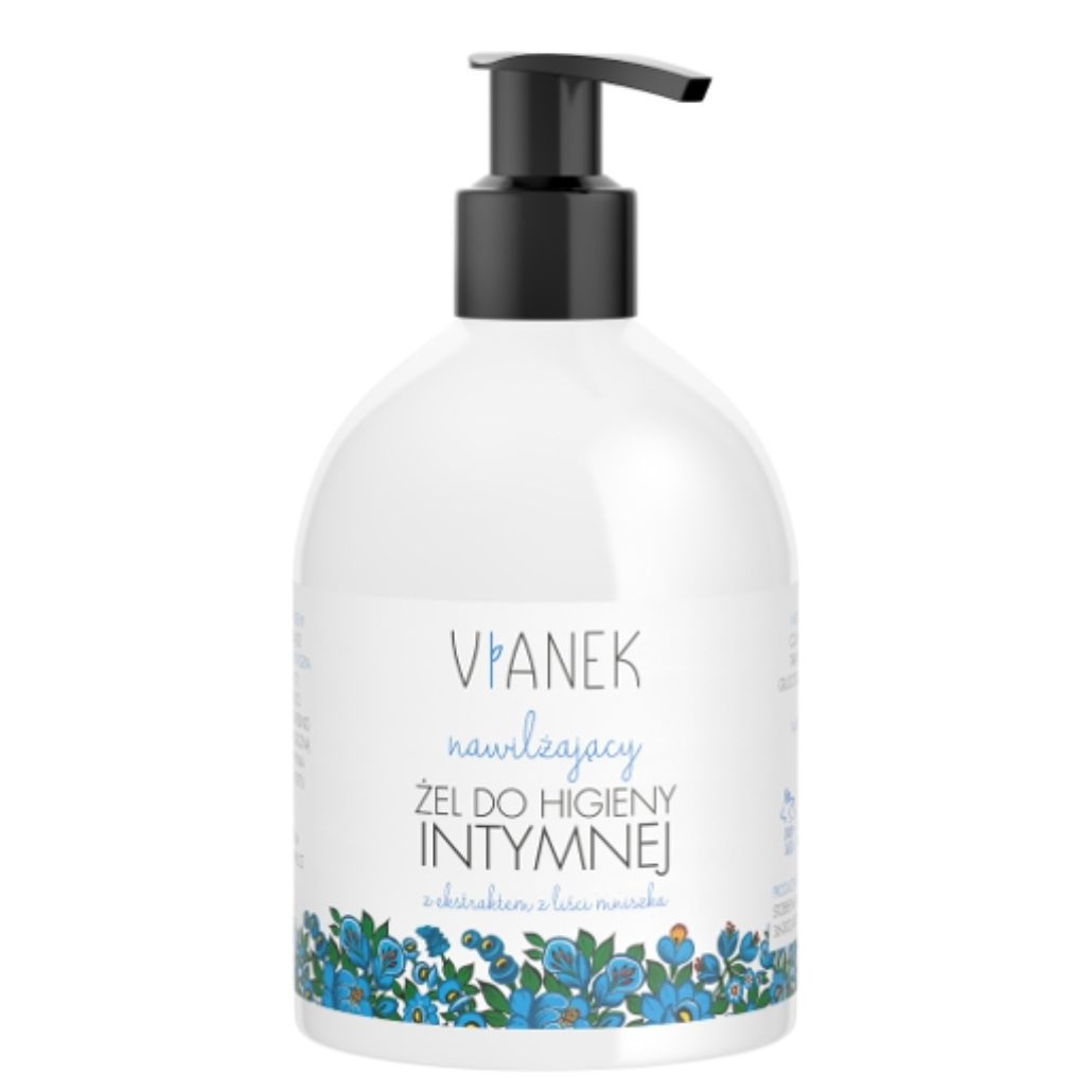 Vianek - Detergente intimo idratante