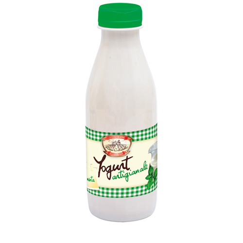 Yogurt Cremoso alla Menta 500g - 5 pz