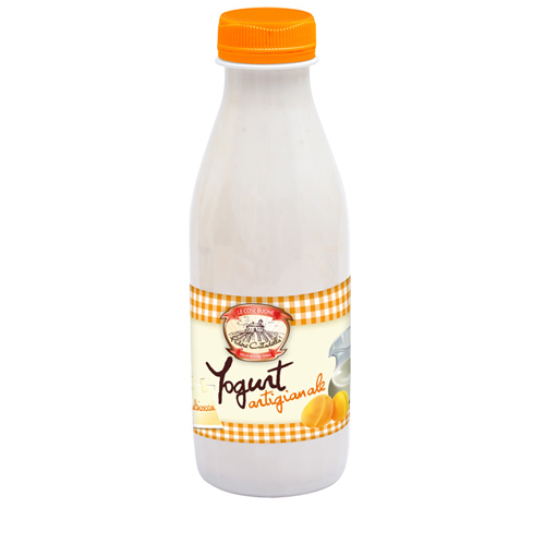 Yogurt Cremoso alle Albicocche 500g