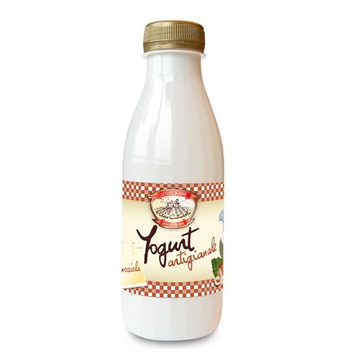 Yogurt Cremoso alle Nocciole 500g - 5 pz
