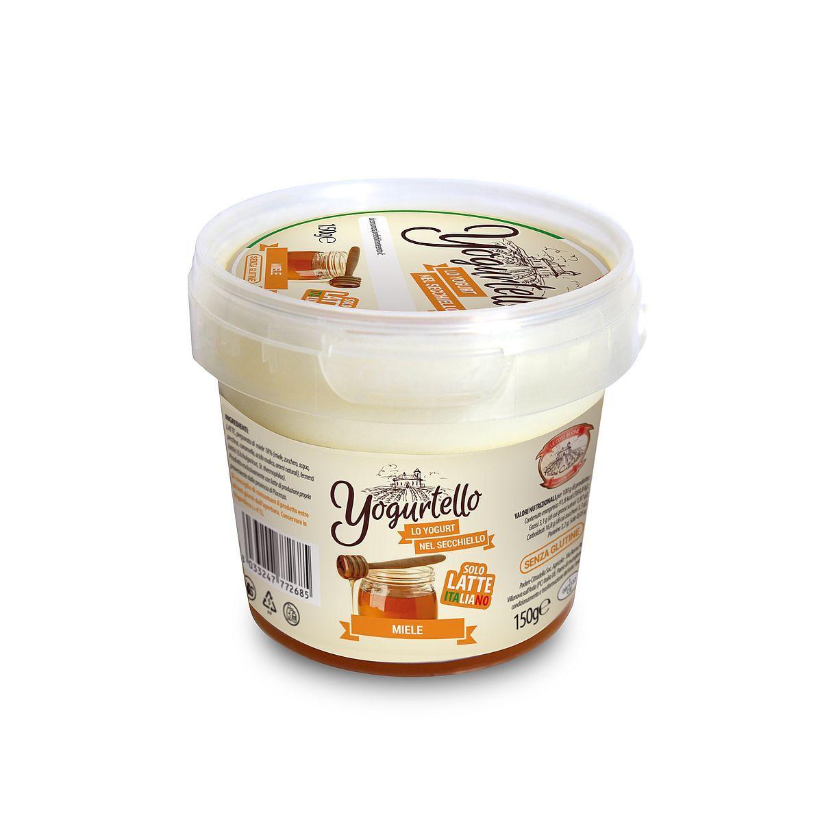 Yogurtello al Miele 150g