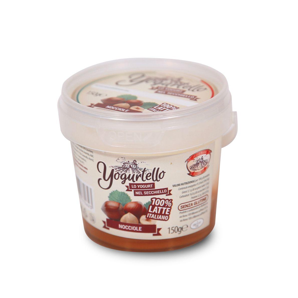 Yogurtello alle Nocciole 150g - 9 pz