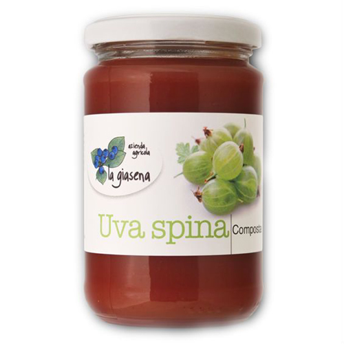 Composta di uva spina