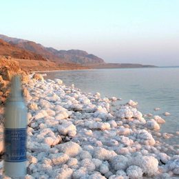 Estratto del mar morto spray