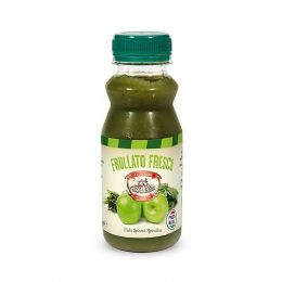 Frullato Fresco mela e spinaci 250 ml - 9 pz