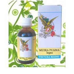Muira Puama in Tintura Madre
