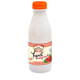Yogurt alle Fragole da 500g