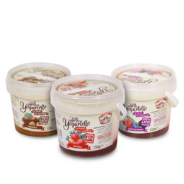 Yogurtello gusti assortiti 150g - 9 pz