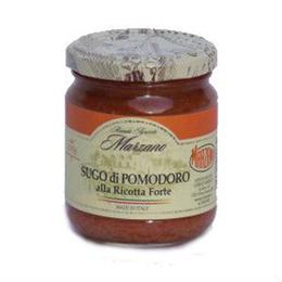 Sugo pomodori alla ricotta forte