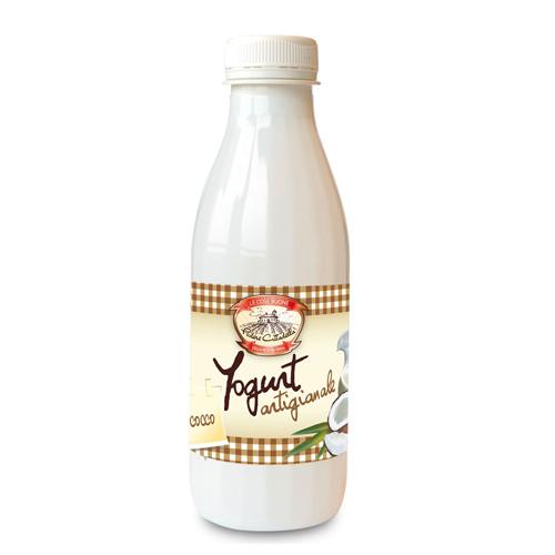 Yogurt al Cocco - bottigliette da 500g